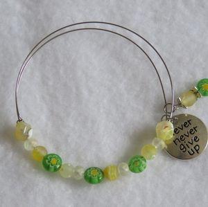 Jewelry - Charm & Bead Bracelet